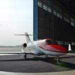 ホンダジェットが日本で初飛行|Honda