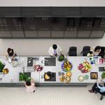 全長約6.5メートルの巨大キッチン「MEGA KITCHEN」の取り扱いを開始|TOYO KITCHEN STYLE
