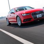 アウディ A7/S7 スポーツバックを試乗する|Audi