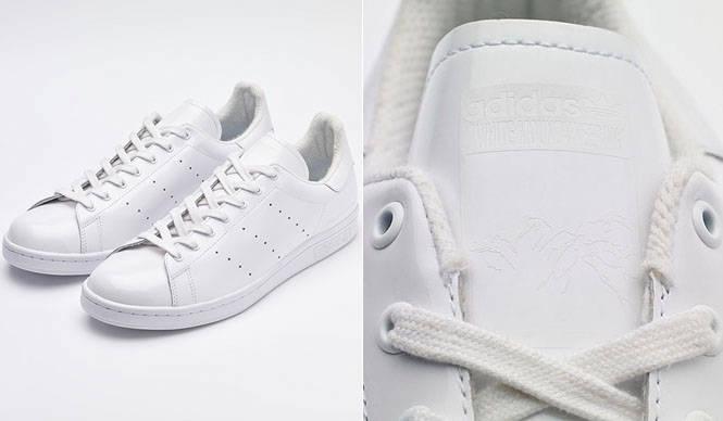 「ホワイトマウンテニアリング」とコラボレーションしたスタンスミスが登場|adidas Originals