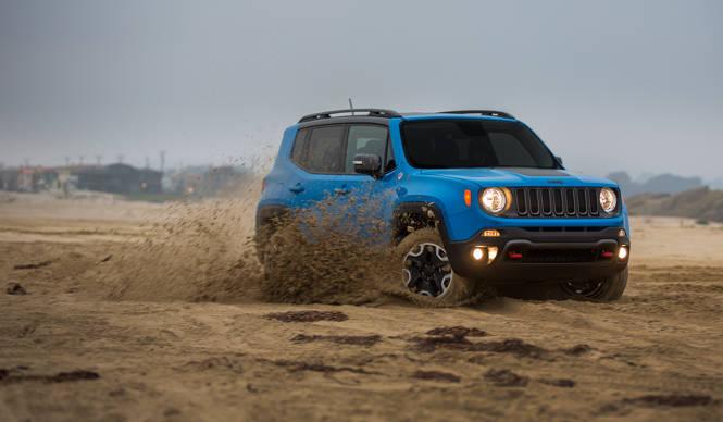 ジープ初のコンパクトモデル、レネゲードに海外試乗|Jeep