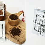 『PAPERSKY』誌とコラボレーションしたコーヒーパックセット|BE A GOOD NEIGHBOR coffee kiosk