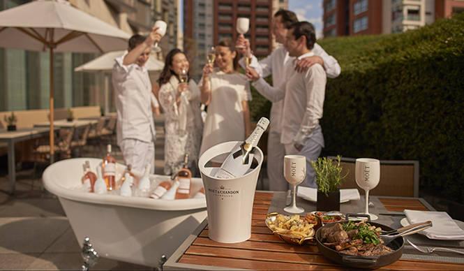 EVENT|夏の訪れを歓迎するパーティー「ソワレ ブランシュ」がグランド ハイアット 東京で開催