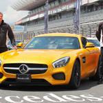 発表、新型メルセデスAMG GT|Mercedes