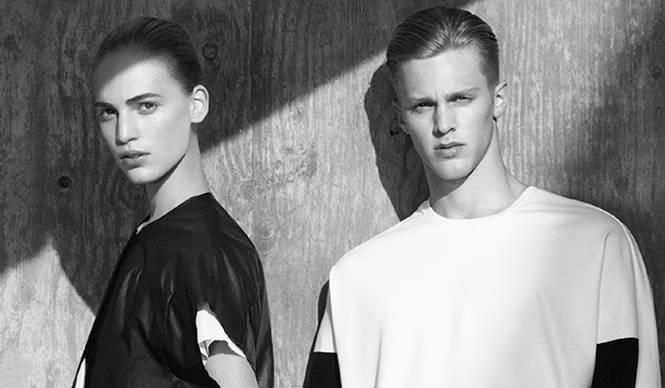 あらたな世界観を提示する最新コレクション|Calvin Klein platinum