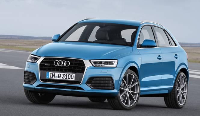 アウディQ3/RS Q3をマイナーチェンジ|Audi