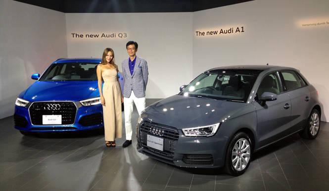 アウディ A1 / A1 Sportback(スポーツバック)をマイナーチェンジ Audi