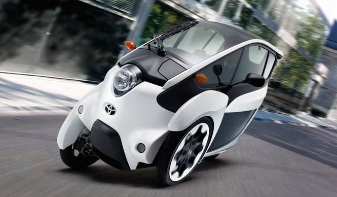 トヨタの次世代モビリティ、i-ROAD(アイロード)のテストパイロットを募集|Toyota