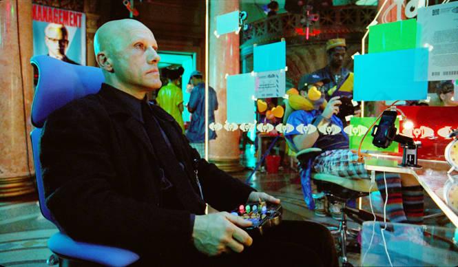 奇才テリー・ギリアム監督最新作『ゼロの未来』|MOVIE