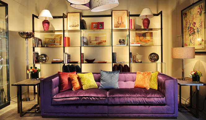 エトロ、インテリア家具のカプセルコレクションを発表|ETRO