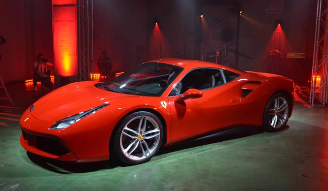 フェラーリ 488 GTB、ついに日本へ上陸|Ferrari