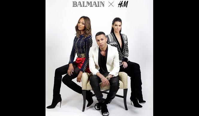 今秋のデザイナーコラボレーションは「バルマン」に決定|H&M