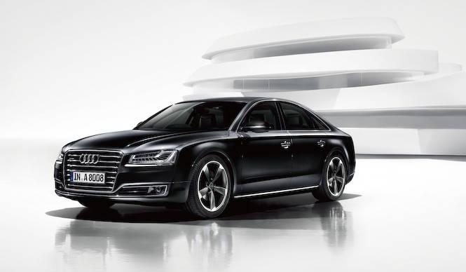 アウディA8に2台の特別仕様車|Audi
