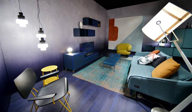 ディーゼル ミラノサローネ国際家具見本市 2015|DIESEL