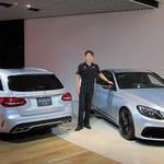 Cクラスのフラグシップ、新型「メルセデス AMG C63」が日本デビュー|Mercedes-Benz