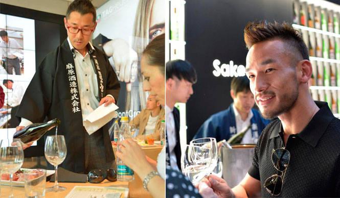 中田英寿がミラノで日本酒プロジェクト「SAKENOMY」をスタート|SAKENOMY