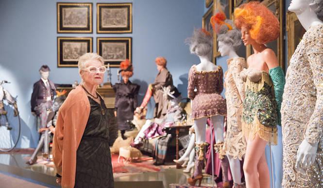 米国・ジョージア州の「SCAD」でヴィヴィアン・ウエストウッド特別展が開催 Vivienne Westwood