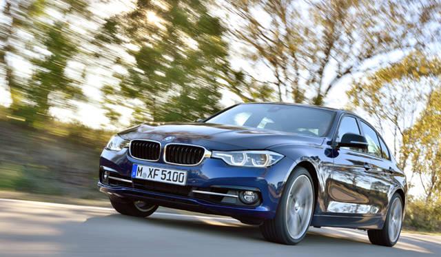 BMW 3シリーズがマイナーチェンジ BMW