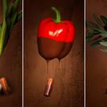ラ・メゾン・デュ・ショコラが手がけた至極の野菜スイーツ「エスプリ サレ」|INTERVIEW