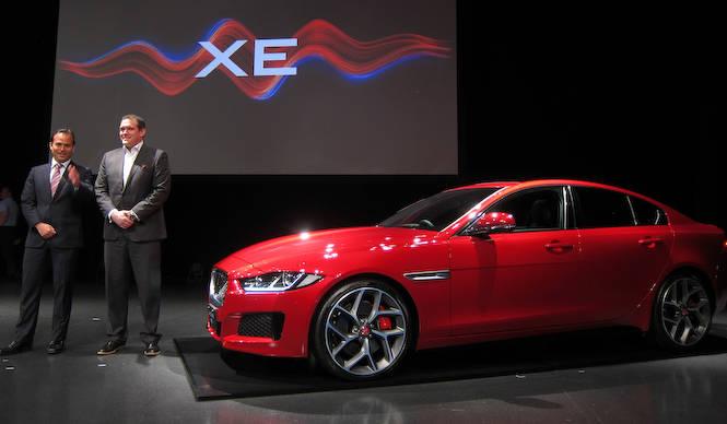 ジャガーの新ミドルサイズサルーン「XE」国内発表|Jaguar