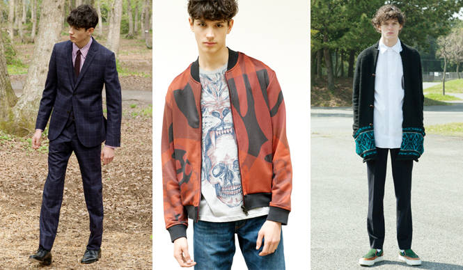 THE STYLE MODE EDITION Pre Fall 2015|HANKYU MEN'S