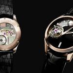 タサキ初、高級腕時計「タイムピーシーズ」誕生|TASAKI