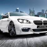 レース車両をイメージした6シリーズの特別仕様車|BMW