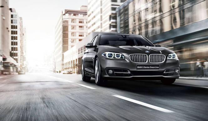 5シリーズにエレガントな装いの特別仕様車|BMW