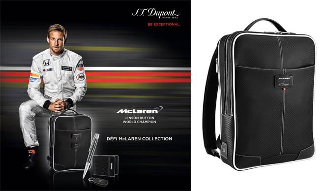 マクラーレン×エス・テー・デュポン「デフィ・コレクション」と世界を巡る|S.T. Dupont