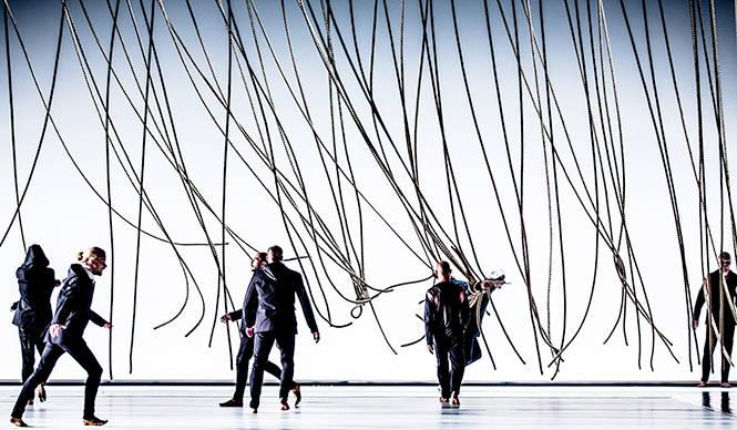 北欧現代ダンスのトップを駆ける、テロ・サーリネン・カンパニーが待望の初来日|Tero Saarinen Company