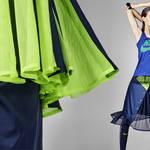 ナイキ ラボ × サカイ、色が弾けるサマーコレクション登場|NikeLab x sacai