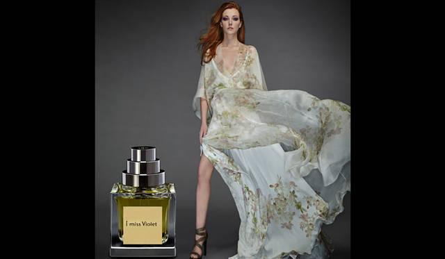 革新的な調香師が描く、誰も知らないヴァイオレットの香り「I miss Violet」|The Different Company