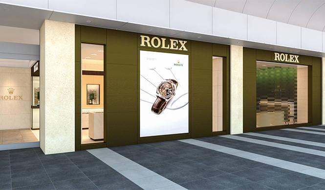 ロレックス ショップが玉川髙島屋にオープン|ROLEX