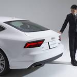 The new Audi A7 Sportback × 松浦弥太郎 「目利きの視点」|Audi