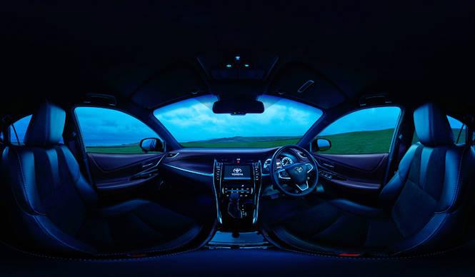 ハリアー特別仕様車に見る、美のフィロソフィー|Toyota