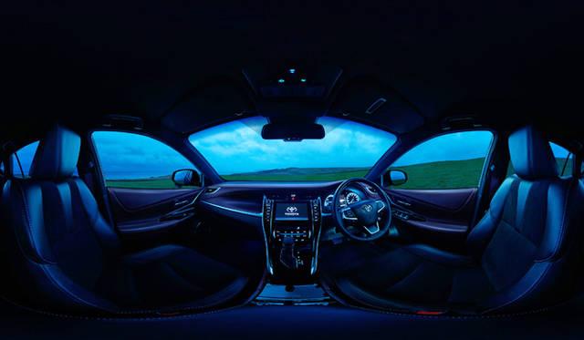 ハリアー特別仕様車に見る、美のフィロソフィー Toyota