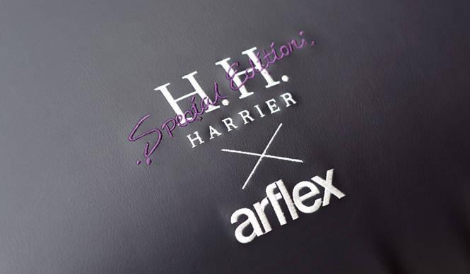 トヨタ ハリアーと名作ソファがスペシャルコラボ|Arflex