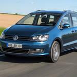 フォルクスワーゲン、MPVモデル「シャラン」をアップデート|Volkswagen