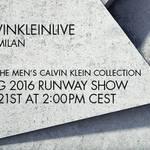 カルバン・クライン コレクションのランウェーショーをライブストリーミング|CALVIN KLEIN COLLECTION