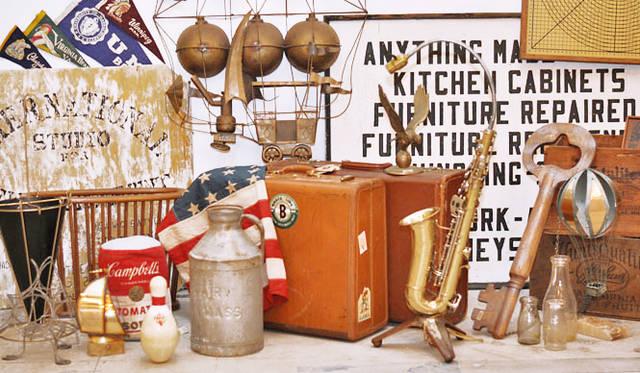 ニューヨーク~ボストンで買い付けたヴィンテージ品を都内3店舗で販売|ACME Furniture