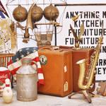 ニューヨーク~ボストンで買い付けたヴィンテージ品を都内3店舗で販売 ACME Furniture