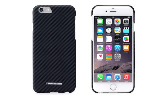 鋼鉄の約5倍の強度を誇る素材を採用したiPhone 6用ケース PRODUCT Tokyo Tips 2015年6月
