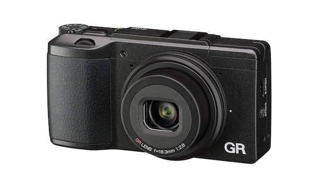 シリーズ初のWi-Fi機能を搭載した「GR II」発売 RICOH IMAGING