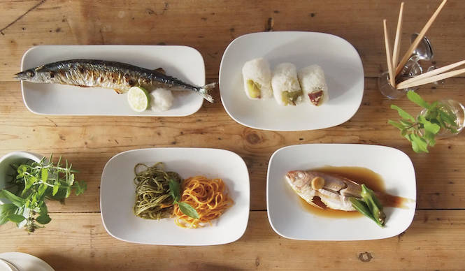 yumiko iihoshi porcelainの新作プレート「rectangle」|PRODUCT Tokyo Tips 2015年6月