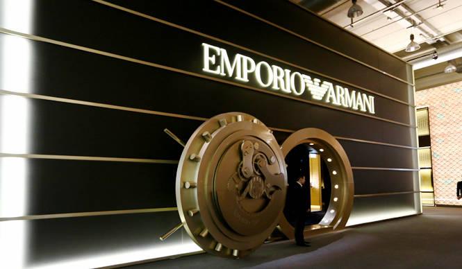 BASELWORLD 2015 バーゼルワールド速報|EMPORIO ARMANI SWISS MADE