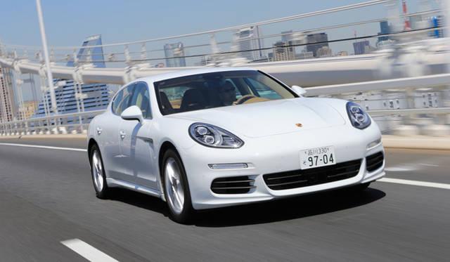 ポルシェのPHEVセダン、パナメーラ S E-ハイブリッドの燃費を計る|Porsche