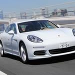ポルシェのPHEVセダン、パナメーラ S E-ハイブリッドの燃費を計る Porsche