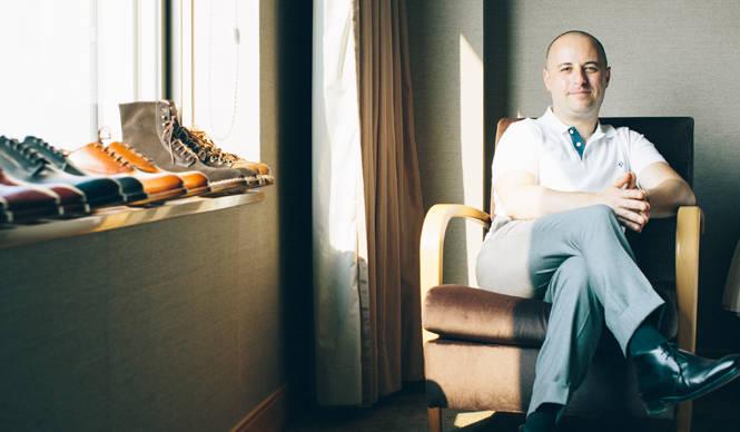 イタリアの職人パオロ・マリアーニが靴作りへの情熱を語る BOTTEGA PAOLO MARIANI