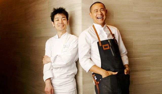 フランス料理界を牽引するふたりのシェフ、15年越しの競演ディナー開催|Diners Club