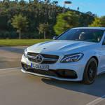メルセデスAMG C 63にポルトガルで試乗|Mercedes-AMG